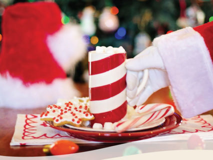 This Holiday Season enjoy Breakfast with Santa! @ Laguna Cliffs Resort & Spa - Dana Point