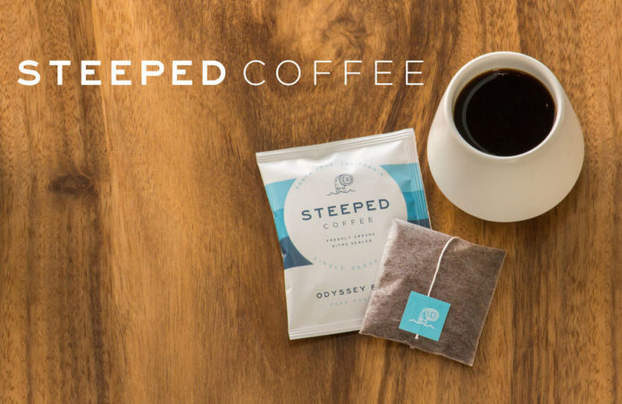Steeped Coffee Single Use
