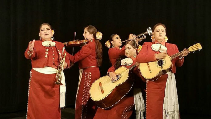 The All Female ŒMariachi Lindas Mexicanas¹ Closes Out Hotel Maya¹s Œ12 Months Of Maya Achis¹ Sunday Brunch On December 15 Photo