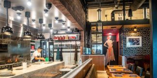 The Blind Pig Kitchen And Bar Interior