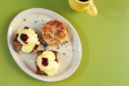 Snooze Home For The Hollandaise Benny