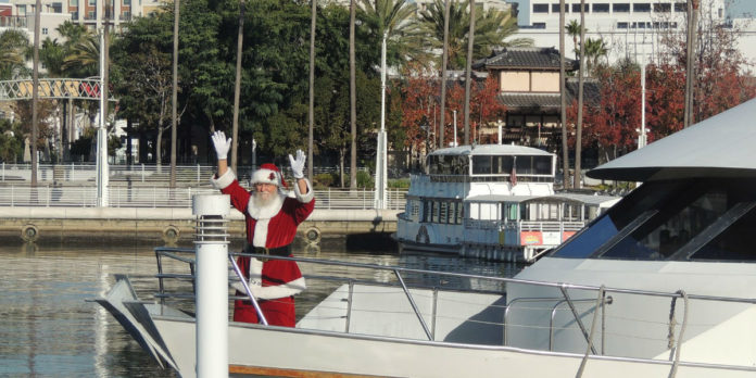 Breakfast With Santa Long Beach Parkers Lighthouse Queensview Steakhouse