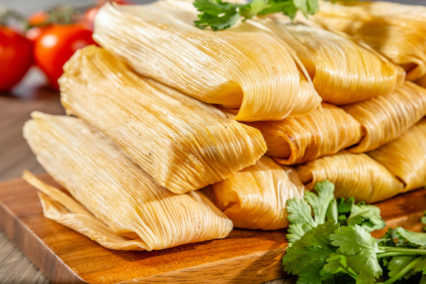 Limited-Time Holiday Tamales @ Acapulco - Costa Mesa