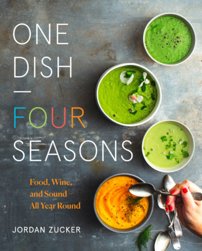 One Dish Four Season Book Cover