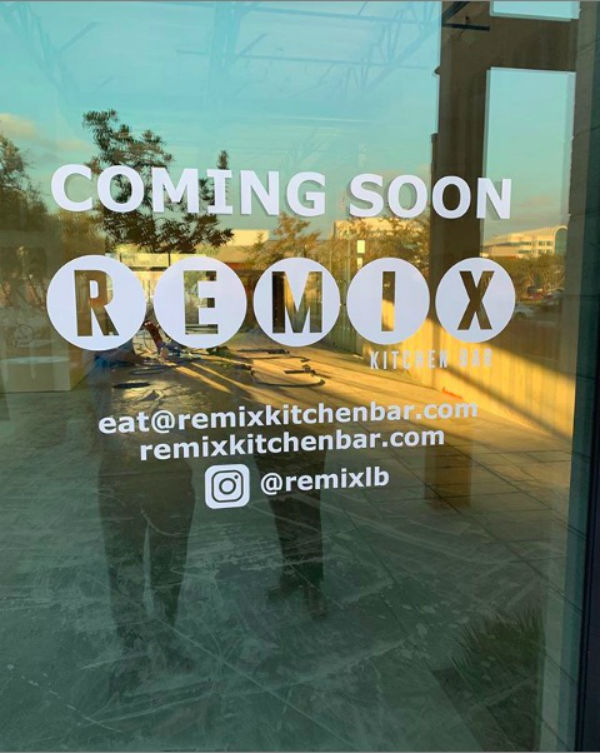 ReMix Kitchen Bar – Long Beach – Opening Soon