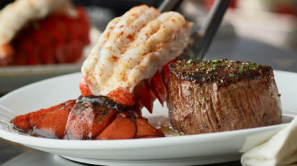 Three Courses For You and Yours @ Flemings Prime Steakhouse - Newport Beach