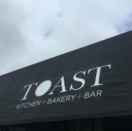 50% Off Wine Bottles on Wednesdays @ Toast Kitchen + Bakery - Costa Mesa
