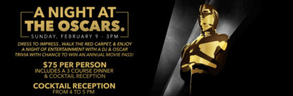 A Night at the Oscars @ Lot (The) at Fashion Island - Newport Beach