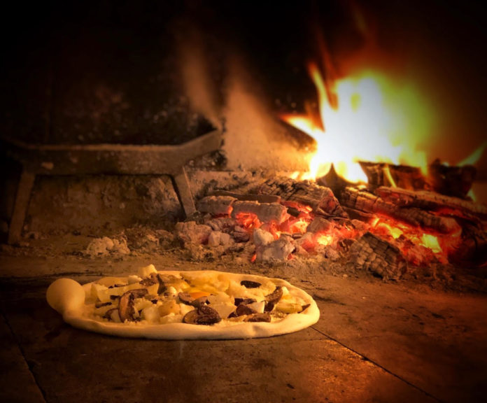 Bello Oven Fired Pizza