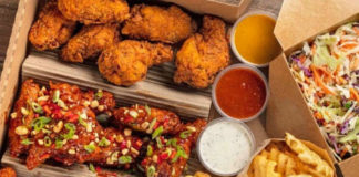 Bruxie Chicken Wings