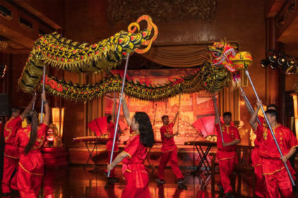 Celebrate the Year of the Rat with Chinese New Year: Shanghai Nights @ Queen Mary - Long Beach | Long Beach | California | United States
