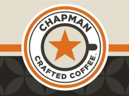 Chapman Crafted Coffee Logo