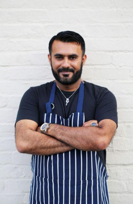 Chef Imran Ali Mookhi