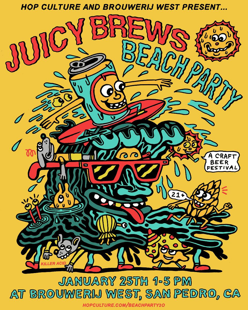Beach Party Craft Beer Festival