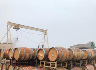 Thornton Winery Barrles For Sale
