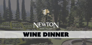 Newton Vineyard Wine Dinner