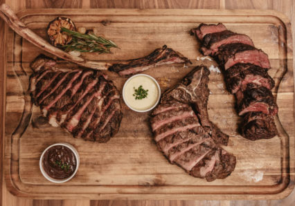 Prime Rib Saturdays @ Chianina Steakhouse - Long Beach
