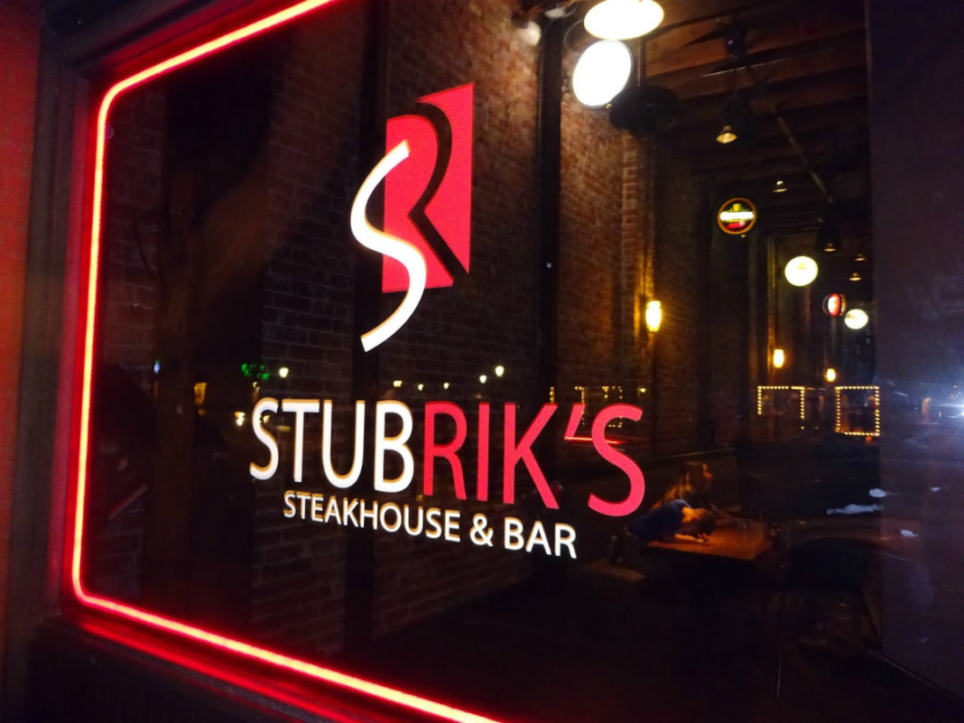 Stubrik's Steakhouse & Bar – Orange – Opening Soon