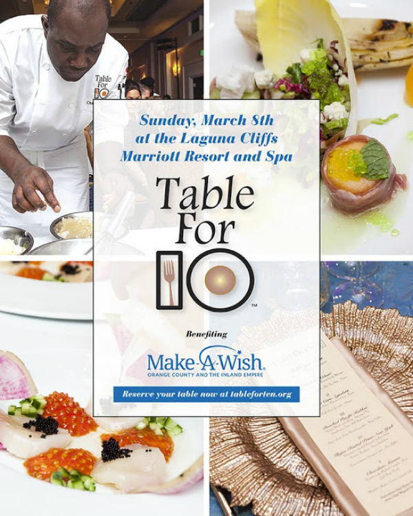 Table For 10 2020 Photo