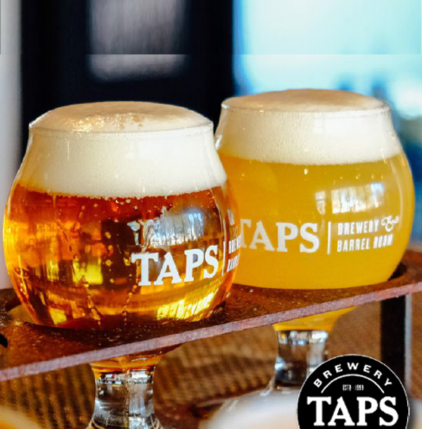 TAPS Brewery and Kitchen Beer
