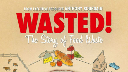Wasted!: The Story of Food Waste Screening @ Art Theatre (The) - Long Beach