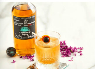 Casamigos Anejo Old Fashioned