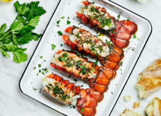 Sea To Table Butterflied Lobster Tails Valentines Day