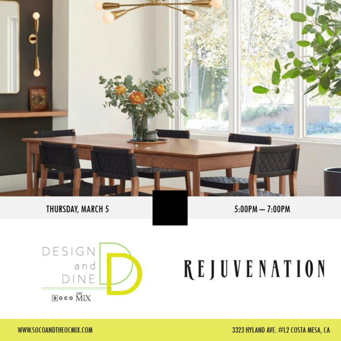 Design Dine Graphic Rejuvenation 2 5 20