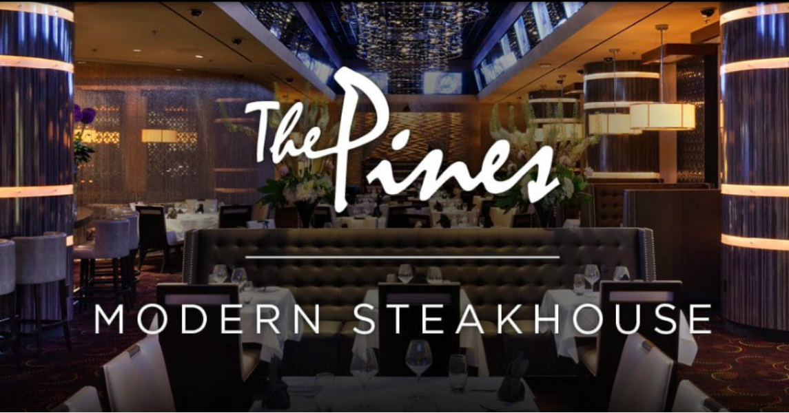 Pines Modern Steakhouse (The) at San Manuel Indian Bingo & Casino – Highland