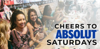 Mamas Absolut Saturdays