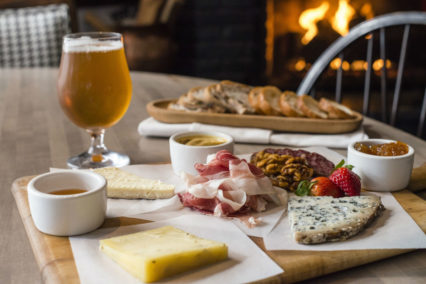 February 2020 Cheese Takeover @ Side Door at Five Crowns - Corona del Mar