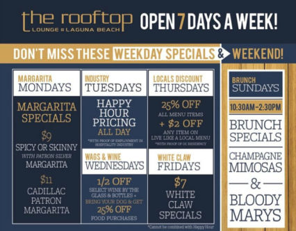 The Rooftop Lounge Sip Sip Hooray 2