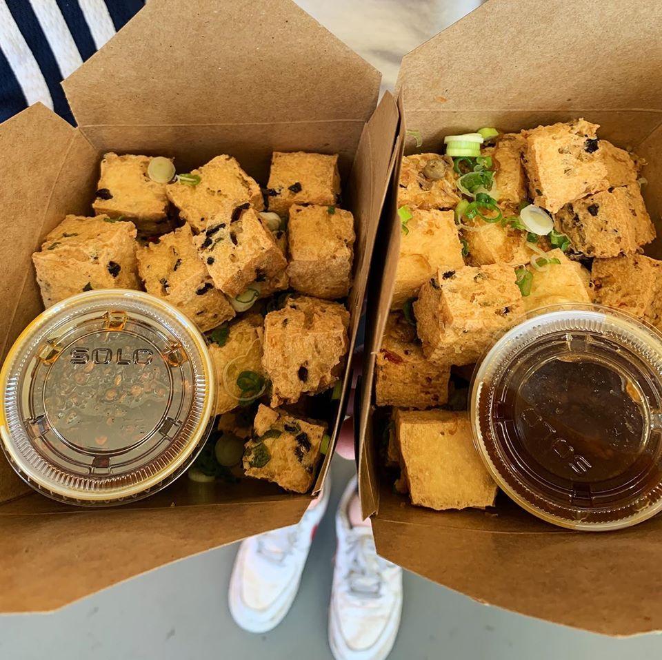 Soy Good Fried Tofu
