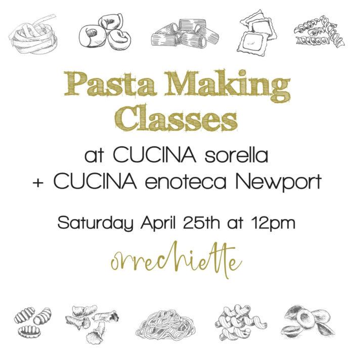 Cucina Enoteca Pasta Class