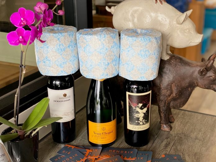 Hendrix Wine To-go with TP