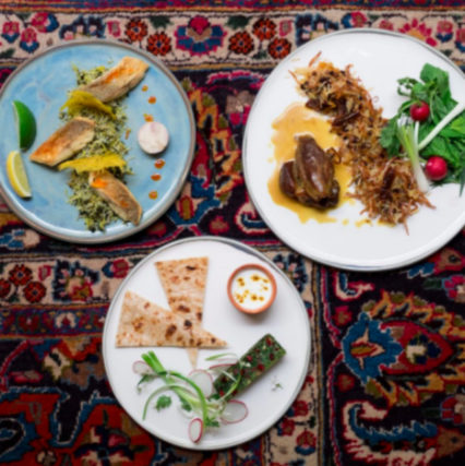 Celebrate Nowruz with a Traditional Iranian New Year Menu March 28th @ Knife Pleat - Costa Mesa | Costa Mesa | California | United States