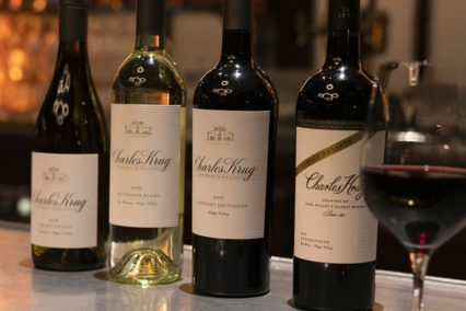 Charles Krug Wine Dinner @ Five Crowns - Corona del Mar | Newport Beach | California | United States