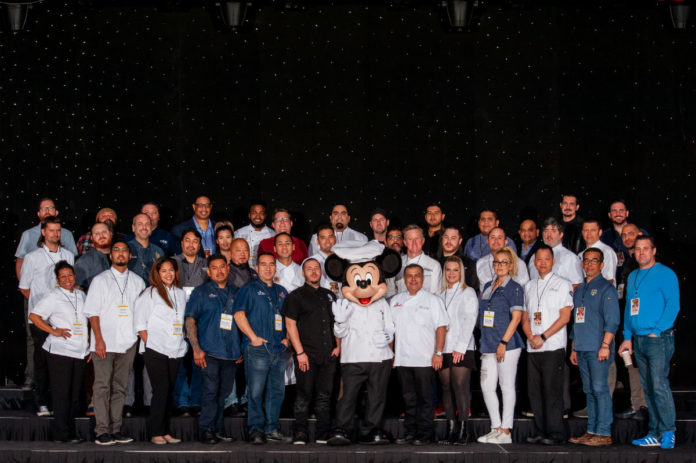 OC Chef's Table 2020 Chefs With Mickey