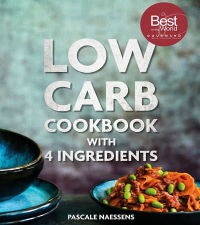 Low Carb Cookbook Pascale