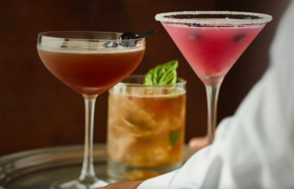 Monday Nights Are Half-Price Martinis @ Prime Cut Cafe & Wine Bar - Orange | Orange | California | United States