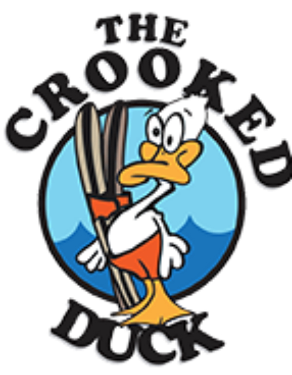 Crooked Duck Logo