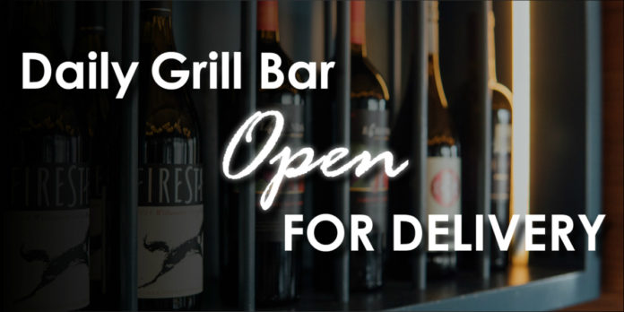 Daily Grill Open
