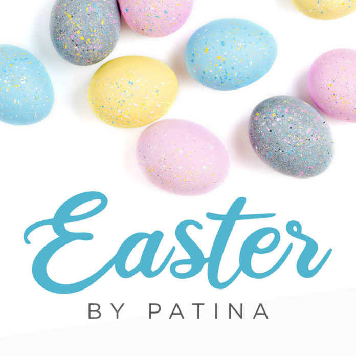 Patina Easter