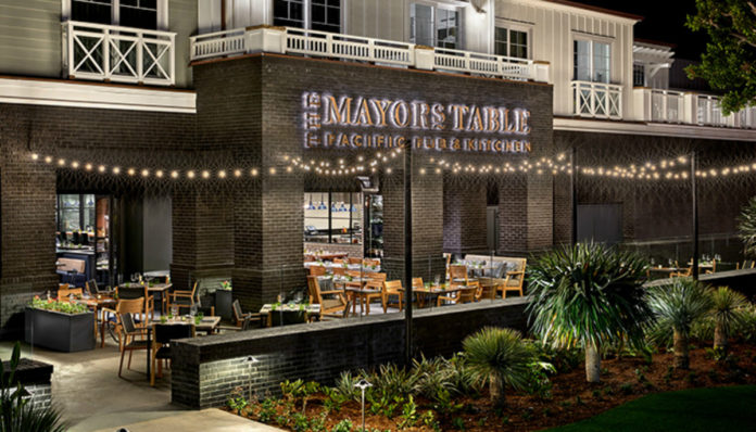 Mayors Table Storefront