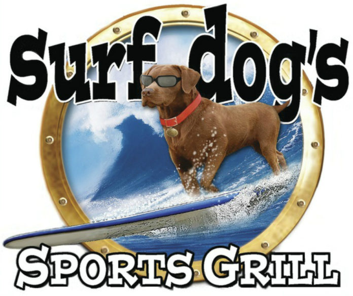 Surf Dogs Logo