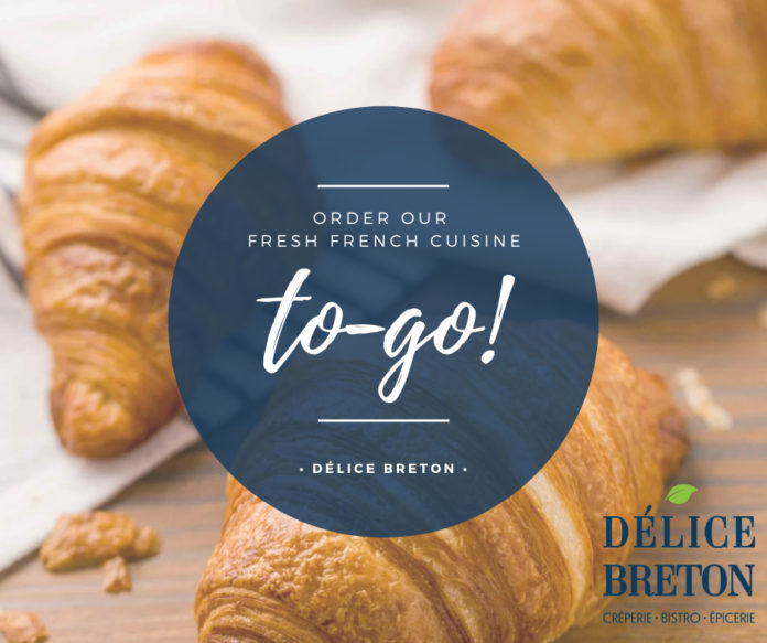 Delice Breton To Go Open
