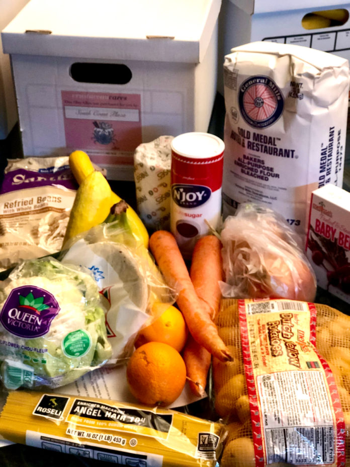 Anqi Grocery Box 1