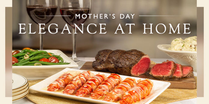 Capital Grille Mother's Day 2020
