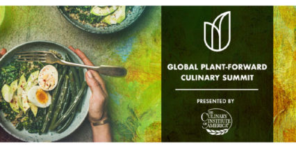 2020 Global Plant-Forward Culinary Summit Virtual Series @ Virtual Events