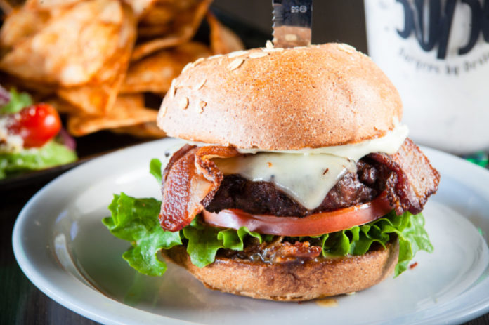 Slater's 50 50 Open For Dining Anaheim Hills